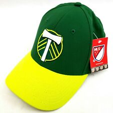 Portland Timbers Adidas 2 Tone Baseball Cap MLS Official Product New With Tags