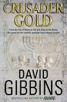Crusader Gold, Gibbins, David | Paperback Book | Good | 9780755329274