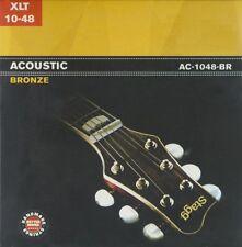 Bronze Saitensatz für Akustikgitarre, 10er, Extra light, I6-
