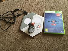 XBOX 360 Disney Infinity 2.0 GAME SOFTWARE +MARVEL BLACK WIDOW FIGURE +PORTAL