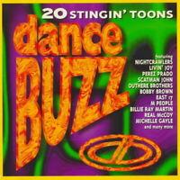 Dance Buzz Various Artists BRAND NEW SEALED MUSIC ALBUM CD - AU STOCK