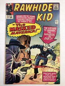 Rawhide Kid #44 (Marvel Comics 1965) VG condition