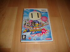 Nintendo Wii PAL version Bomberman Land