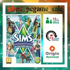 The Sims 3 Generations PC Origin CD Key Global