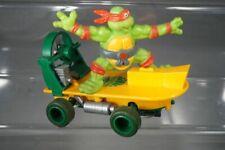 Scalextric  TMNT Turtles Slot Car - Michelangelo auf Skateboard