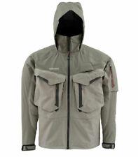 Simms G4 Pro Wading Jacket - Wetstone - Size M - Sale & Free US Shipping