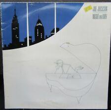 JOE JACKSON NIGHT AND DAY LP A&M AMLH 64906 1982 EX-