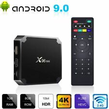 X96 Mini TV Box S905W Quad Core Analogic Android 4K 2GB 16GB Smart TV Box EU