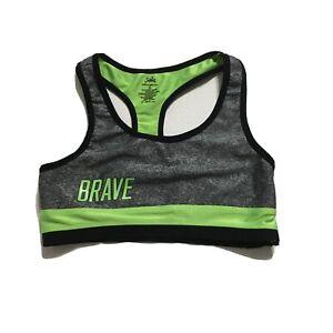 Justice Girl's Sports Bra Brave Size 30
