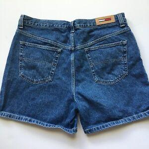 Tommy Hilfiger Denim Jean Shorts Actual Size 34 Waist