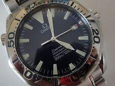 Omega Seamaster, Full size,2255.80 Electric Blue Wave Automatic Chronometer LNIB