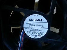 Dell Dimension 3100, cpu cooling fan, p/n U6368, NMB-MAT 4751KL-04W-B56, DD12038