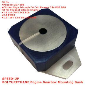 POLYURETHANE Engine Gearbox Mounting Bush F Peugeot 307 308 Citroen C4L DS4 5 6