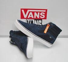 Vans SK8 Hi Lite Hemp Dress Blues VN000XE4I17 Men's Size: 7.5