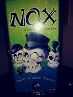 NOX.  Become the Master Trickster NEW CARD GAME AGE 8+ For 2-6 Players