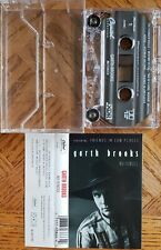 Garth Brooks ~ No Fences ~ Cassette Tape Free Shipping In Canada