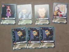 Gundam MS WAR TCG  2000 BANDAI  LOT 31 PILOTS EVENTS BATTLEFIELD MOBILE SUITS