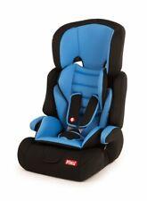 Seggiolini blu per l'auto