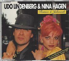 UDO LINDENBERG & NINA HAGEN / ROMEO & JULIAAAH * NEW MAXI-CD * NEU *