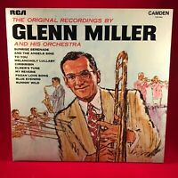 GLENN MILLER & HIS ORCHESTRA The Original Recordings 1969 UK  vinyl LP  best of