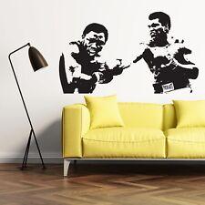 Ali v Frazier Boxing Sports Vinyl Home Wall Decal Sticker PE12