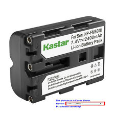 Kastar Replacement Battery for Sony NP-FM500H & DSLR-A300 Alpha A300 Camera