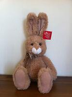 RUSS Brown Bunny Rabbit Soft Plush Gift/Stuffed Toy Large-Burr