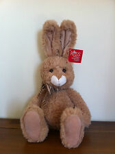 RUSS Brown Bunny Rabbit Soft Plush Gift/Stuffed Toy Large-Burr