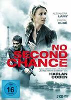 HARLAN COBEN:NO SECOND CHANCE-KEINE ZWEI CHANCE -  2 DVD NEU