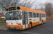 BUS PHOTO, SELNEC MANCHESTER PHOTOGRAPH PICTURE, LEYLAND NATIONAL
