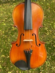 Old French Violin - Stradivarius model - very good condition