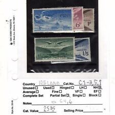 IRELAND, Scott #C1-C7: MNH, 1948-65 Airmail set missing c4 and c6   (mb9