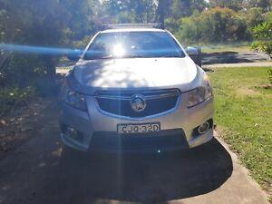 2012 Holden Cruze SRIV 1.4l Turbo