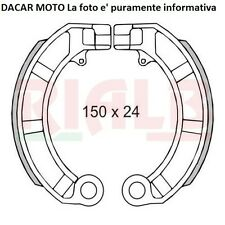 225120160 RMS Mâchoires de frein arrière PIAGGIO50VESPA PK S AUTOMATIQUE1986