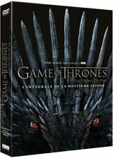 GAME OF THRONES SAISON 8 DVD  COFFRET  NEUF SOUS BLISTER