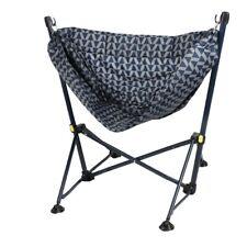 Ozark Trail Steel Folding Portable Hammock Chair w/ Padded Seat - Fast Shipping