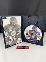 NCAA Football 08 (Sony PlayStation 2, 2007) PS2 Complete CIB Tested