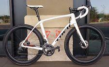 2017 Trek Domane SLR 7 Disc Road Bike - Carbon - 56cm - Aero Carbon Wheelset
