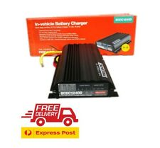 REDARC Battery Charger 12V 40A 3 Stage Auto BCDC1240D 4x4 AWD Camp Patrol Navara