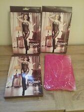 Fishnet Open Crotch Bodystocking Suspender transvestite crossdresser cds 0092