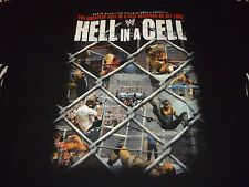 WWE Hell In A Cell Shirt ( Used Size XL Missing Tag ) Nice Condition!!!