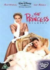 The Princess Diaries 2001 DVD Region 2