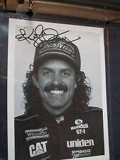 Kyle Petty - vintage Race Day 5 x 7  Photo 8/12/1993 printed auto