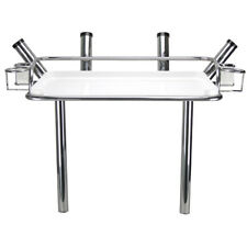 Biat Board With Rod Holders Boat Marine Filleting Table Mounts Included