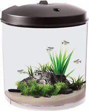 AquaTunes 3.5 Gallon Fish Aquarium, Plays Music, MP3 Player and Speaker Included
