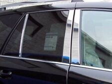 6PC Stainless Steel Pillar Post Trim - PP43441 For SATURN VUE 2003-2007