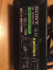 Sony Ac 16.5v Adapter Input 100-240-1500ma 50/60hz Output 16.5v -3030ma
