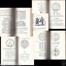 Doktor J. Faust Höllenzwang Magia naturalis innaturalis Fausts Bücherschatz u.ä.