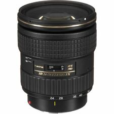 Tokina 24-70mm F2.8 Pro FX Canon EF Fit