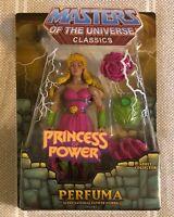 Perfuma MOTUC Masters of the Universe Classics MOTU w/ mailer box